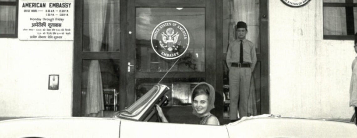 Patti Morton: Pioneer for women at the U.S. State Department