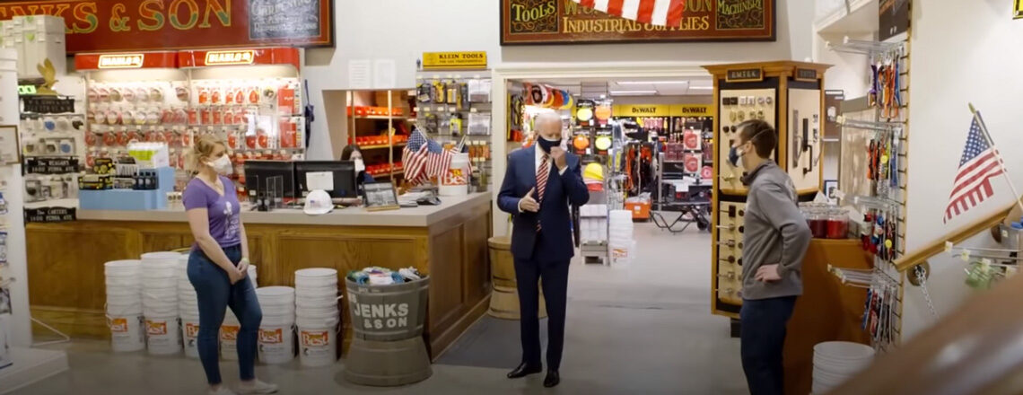 A Weekly Conversation: With Mike At W.S. Jenks & Son