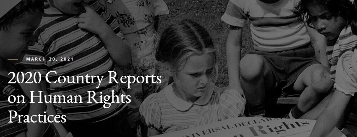 Rapporto sui diritti umani