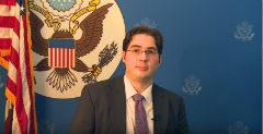 video screenshot of a man