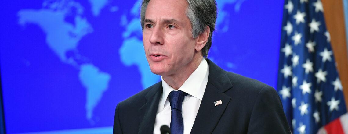 اظهارات وزیر آنتونی جی. بلینکن در مورد انتشار گزارش آزادی بین المللی مذهبی در سال ۲۰۲۰