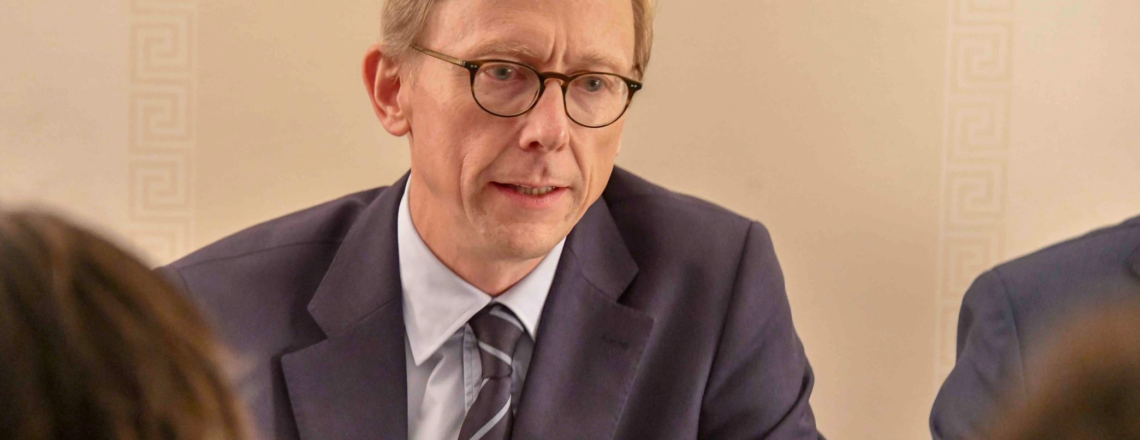 Hopes For The Iranian People – A Letter From Special Representative Brian Hook