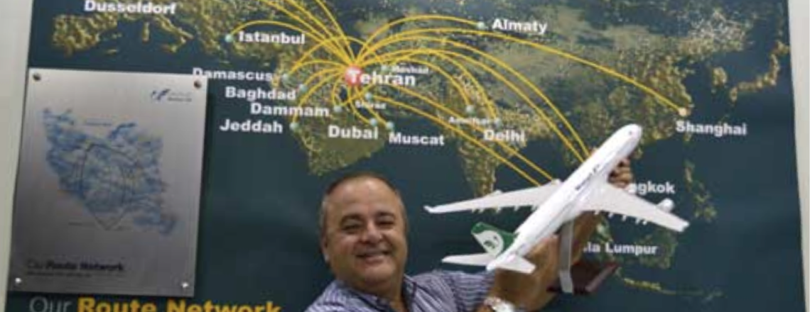 The US Designates Company Providing Services for Mahan Air's Operations in China
