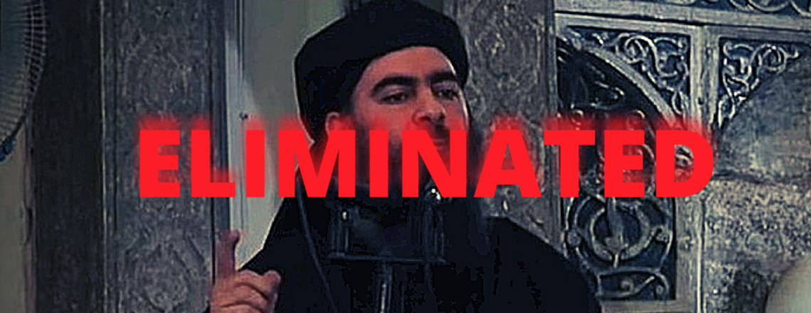 On the First Anniversary of the Death of Abu Bakr al-Baghdadi