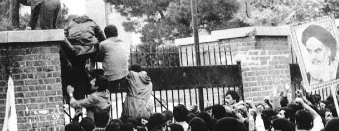 On the 41st Anniversary of the U.S. Embassy Takeover in Tehran