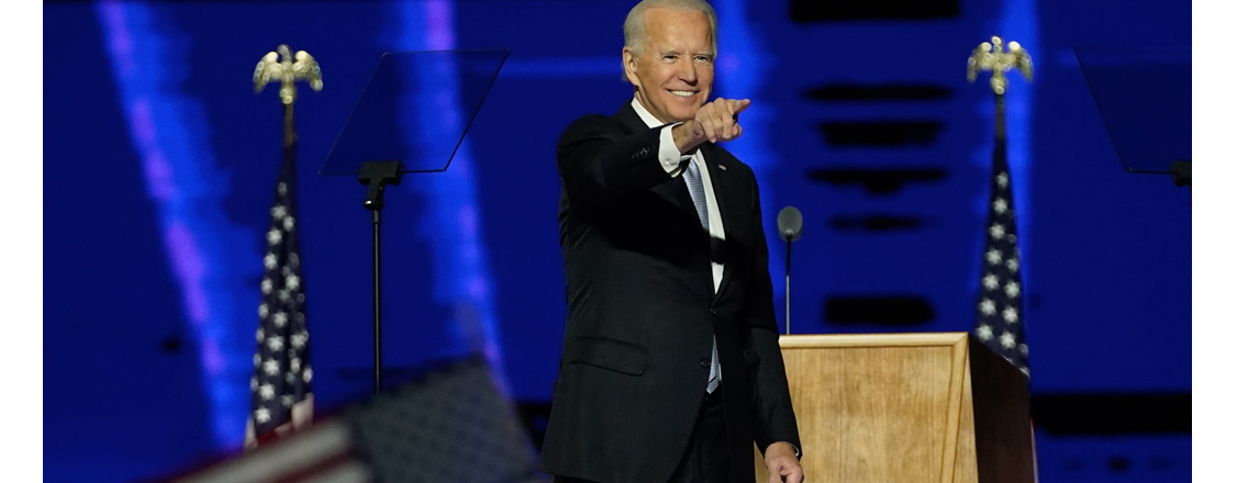 Learn more about President Biden