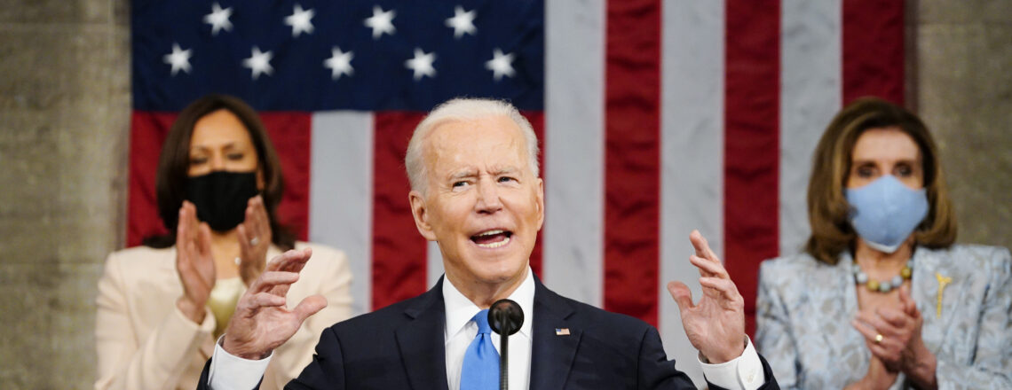 Remarks by President Biden in Address to a Joint Session of Congress
