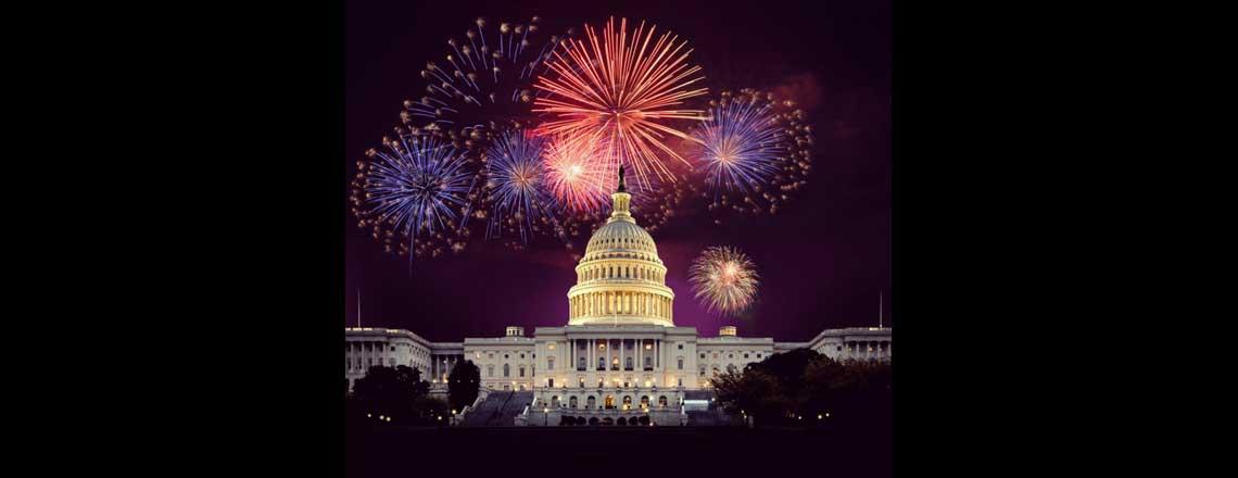 تصاویری از روز چهارم ژوئیه: بزرگترین جشن تولد ایالات متحده آمریکا